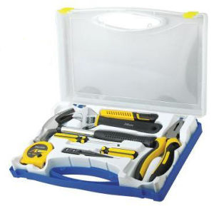 9PC Tool Set with Plastic Box Packing (L0112) pictures & photos