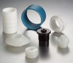 White ABS Plastic Grommet with SGS ISO