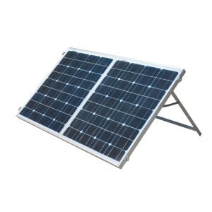 Portable Solar Panel Kits 80W with Anderson Plug for Camping pictures & photos