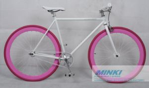 Single Speed Bicycle Fixed Gear Frame Fixie Bicycle pictures & photos