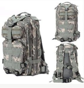Outdoor Camping Military Style Assault Pack Tactical Rucksacks pictures & photos