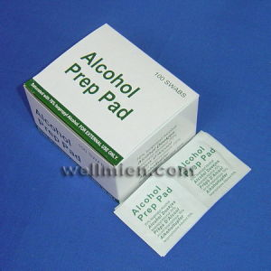 Disposable Alcohol Prep Pad Swab pictures & photos