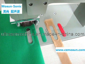 Ultrasonic Non-Woven Bag Sealing Machine (MS-65) pictures & photos