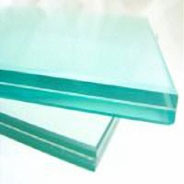 Clear Laminated Safety Glass