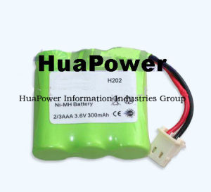 NI-MH Battery (2/3AAA 300mAh 3.6V)