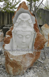 Stone Marble Granite Buddha for Feng Shui Sculpture Statue (SY-T144) pictures & photos