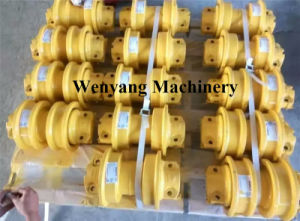 Shantui Dozer Spare Parts Bulldozer Genuine Track Roller pictures & photos