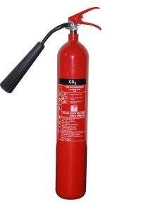 3kg CO2 Fire Extinguisher 114mm