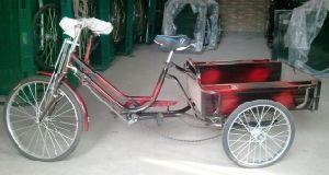 "Economic 24"" Three Wheel Luggage Tricycle (FP-TRCY032) pictures & photos"