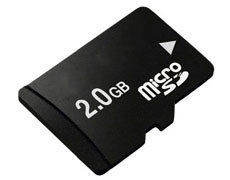 Micro SD TF 2GB