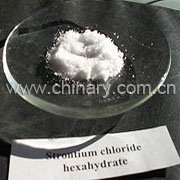 Strontium Chloride Hexahydrate pictures & photos