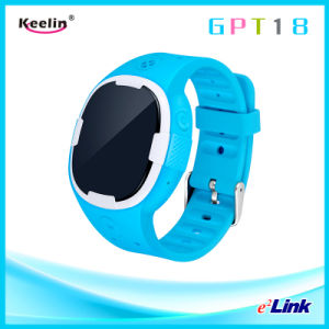 Waterproof GPS Watch Children Security Location Two Way Communication Tracker pictures & photos