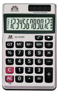 Pocket Calculator (SX-320PK)