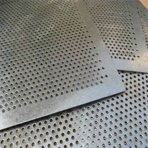 Round Hole Pattern Metal Decorative Stainless Steel Perforated Sheets pictures & photos