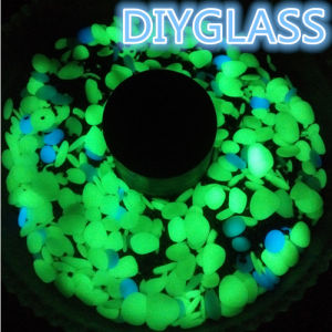 DIY Material Glowing Glass Stone pictures & photos