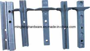 Die Casting Alloy Pivot Bar Assy with Blance Shoe