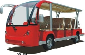 Electric Vehicle with Solar Panel (EG6158K) pictures & photos