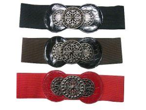 Fashion Women′s Elastic Belts Eb071