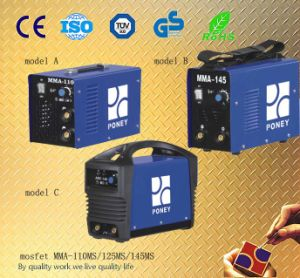 Portable Mosfet Arc Welding Machine pictures & photos