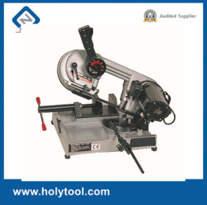 2HP 4 in Horizontal/Vertical Metal Cutting Band Saw