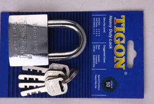 Iron Padlock/Steel Padlock with High Quality pictures & photos