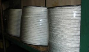 Glass Fiber Square Rope for Insulating Against Heat pictures & photos