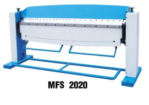 Manual Folding Machine (Hand Folder MFS2020 MFS3020) pictures & photos
