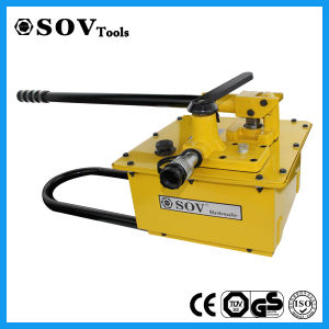China Supplier 700bar Lightweight Hydraulic Hand Pump pictures & photos