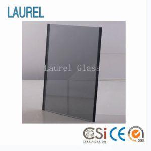 4mm-12mm Mist Grey Tinted/Reflective Glass (YMG2013010)