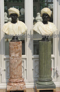 Bust Sculpture Statue with Stone Marble Granite Limestone Sandstone (SY-S316) pictures & photos
