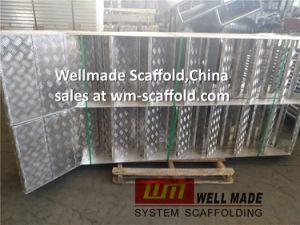 Australian Kwikstage Scaffolding Concrete Aluminum Scaffolding Stair Case pictures & photos