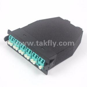 24 Cores MTP/MPO Optical Fiber Cassette/MTP/MPO pictures & photos
