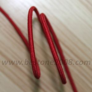 High Quality Elastic Cord for Bag and Garment #1401-102 pictures & photos
