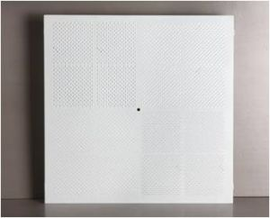 Aluminum 4-Way Perforated Diffuser with Insulation pictures & photos