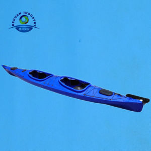 Double Sea Kayak with Rudder for 2 Seaters pictures & photos