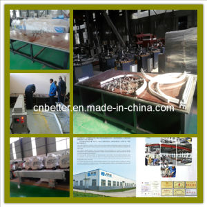 PVC Arc Window Making Machine / UPVC Windows Machine pictures & photos