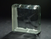 190*190*95mm Curv End Glass Block pictures & photos