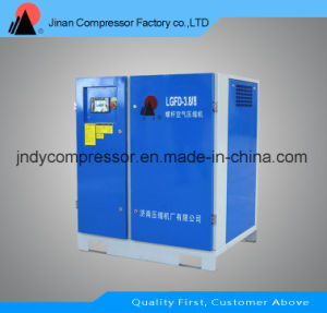 Stationary Screw Mini Air Compressor pictures & photos
