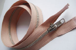 3# Long Metal Zipper