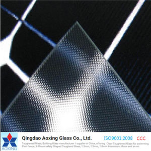 3.2mm 4mm Low Iron Tempered Solar Panel Glass pictures & photos