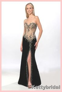 Evening Dress (KB1101)