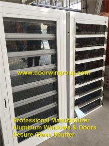 Aluminum Louver Window, Aluminum Glass Louver Window Shutter pictures & photos