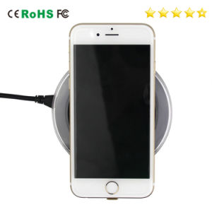 Qi Wireless Charging Hands-Free Chargerl for All Qi Standard Compatible Devices pictures & photos