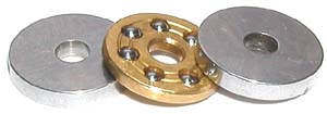Miniature Thrust Ball Bearing