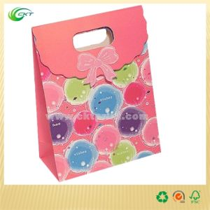Printed Paper Gift Packing Bag (CKT-PB-355)