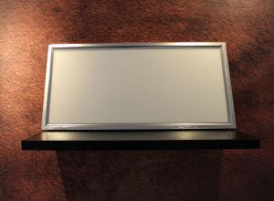 300X600 Mm Aluminium LED Ceiling Recessed Panel Light