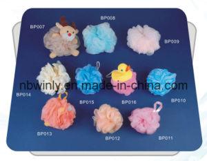 Mesh /PE Bath Sponge pictures & photos