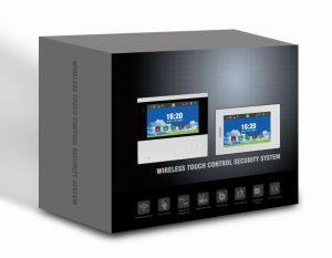 Wired Wireless GSM Alarm System for Home Security (ES-X6) pictures & photos