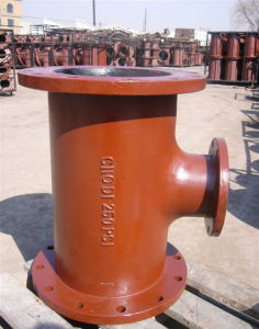 En598 Ductile Cast Iron Pipe Fitting (DN50-DN2000) pictures & photos