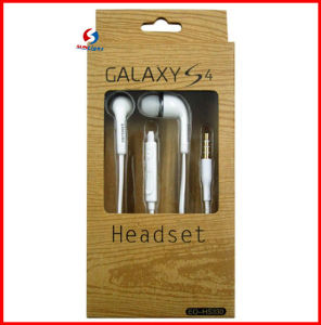 Mobile Phone Earphone for Samsung S4/S5 pictures & photos